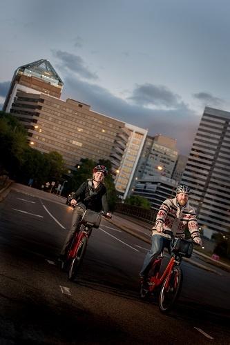 Capital Bikeshare riders, Arlington County