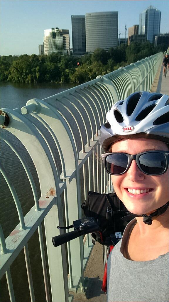 Commute Race - Capital Bikeshare
