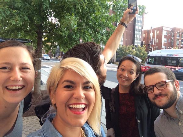 Commute Race - Selfie
