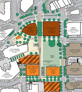 Courthouse Draft Concept for Envision Courthouse Square