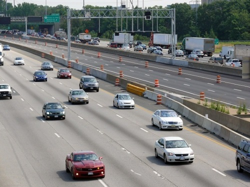 95 Express Lanes, Northern Virginia