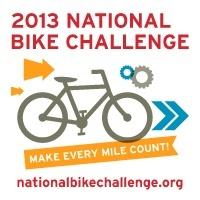 National Bike Challenge poster