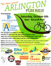 Arlington Fun Ride flyer thumbnail