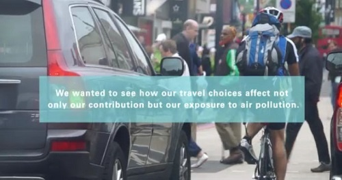 Healthy Air Campaign Video Still