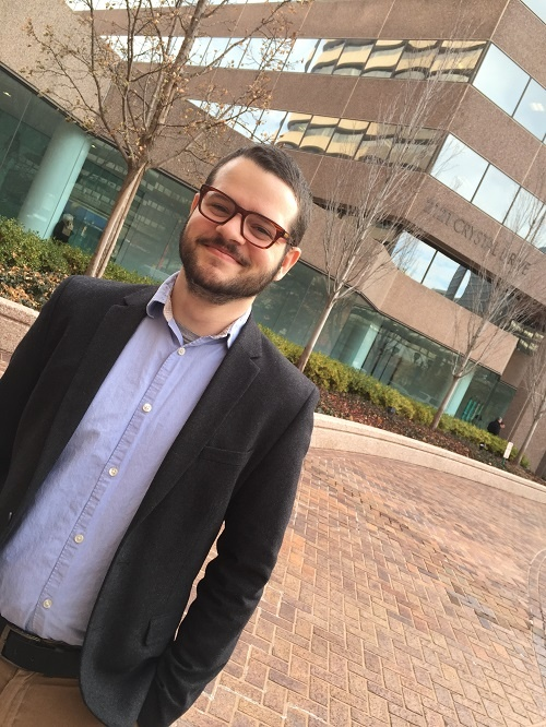 Jonathan Bollhoefer, Business Development Manager