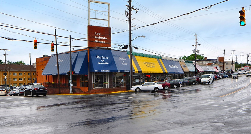 Lee Highway Shops