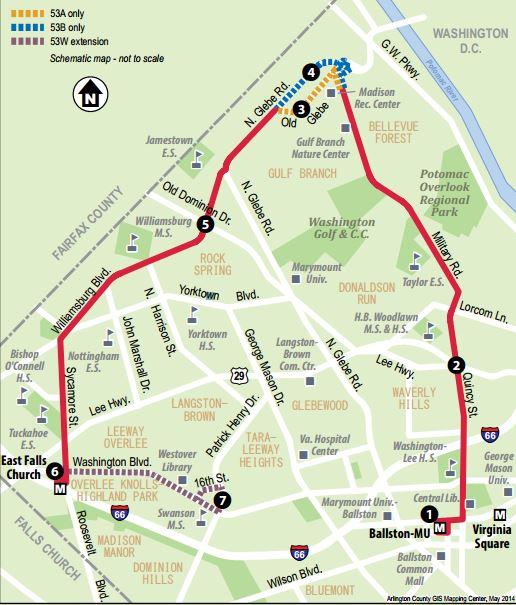 ART 53 Map