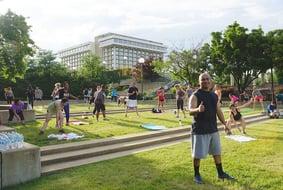 Gateway Park - Fitness