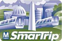 SmarTrip card