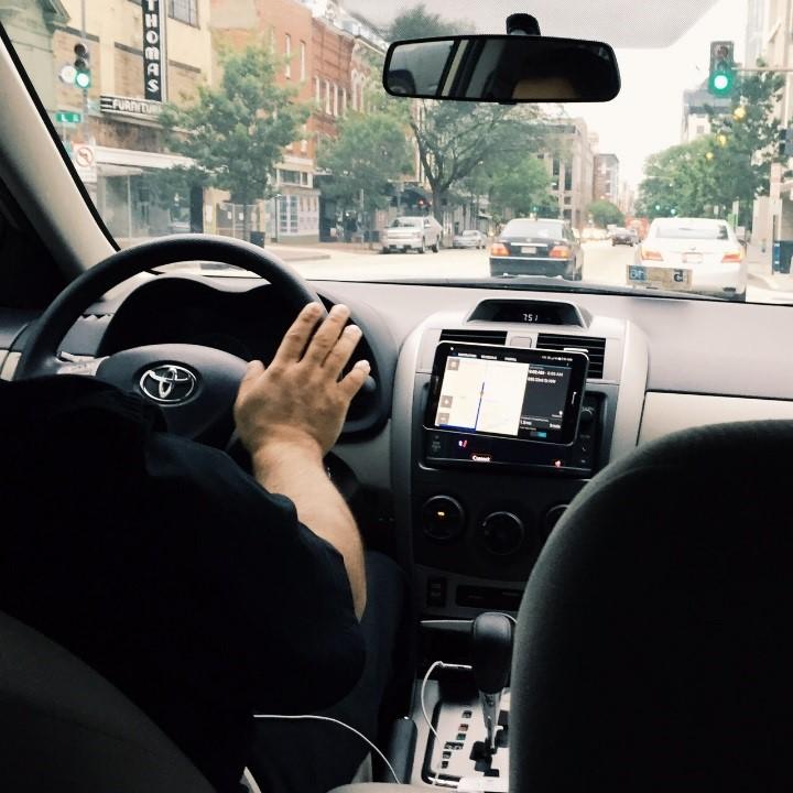 Split In-Car View