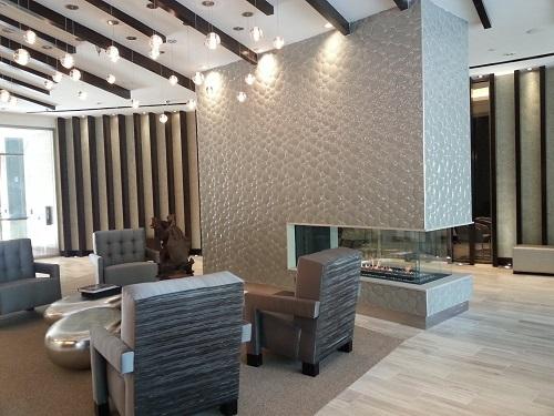 The Tellus Apartments - Interior View