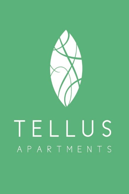 The Tellus Apartments Logo