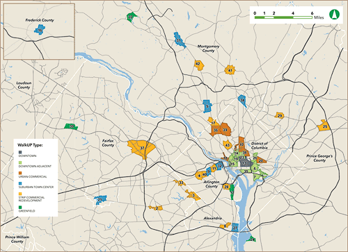DC WalkUP Map - from the report