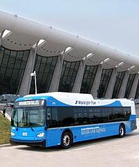 Washington Flyer Silver Line Express Bus