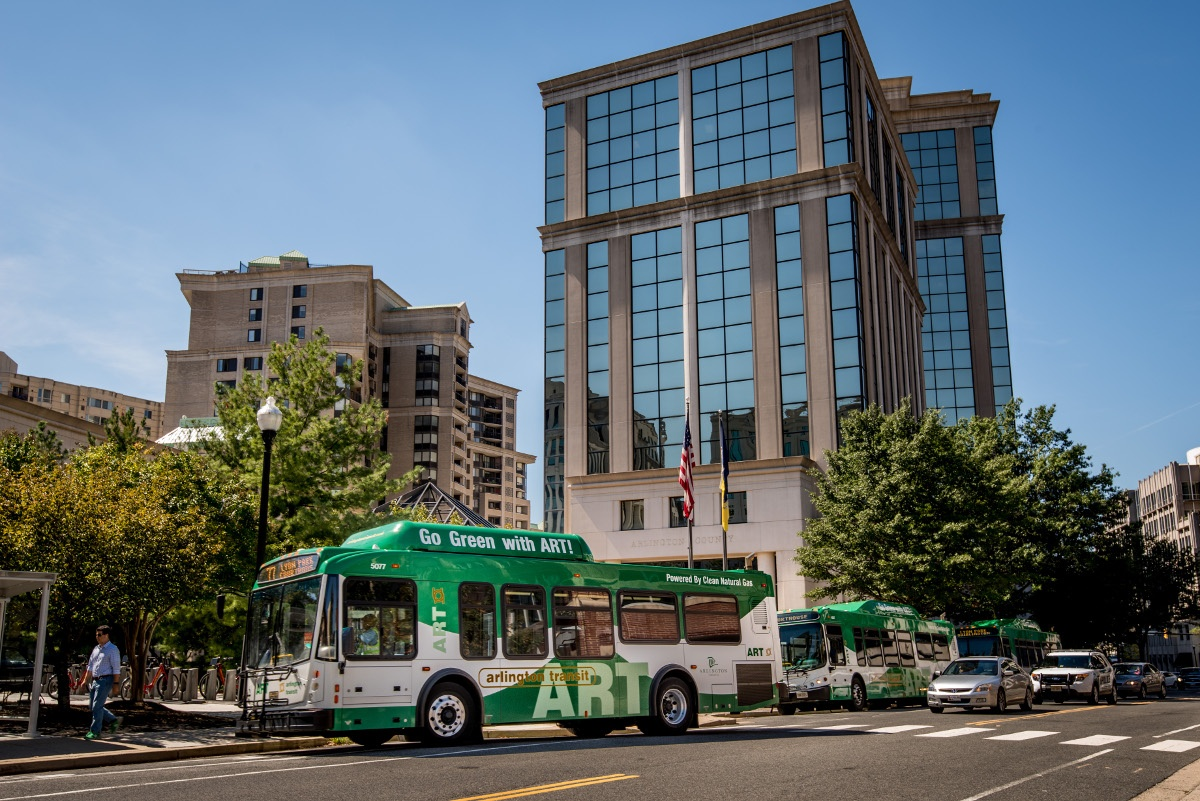 Adopt an ART Bus Stop, Get Public Recognition
