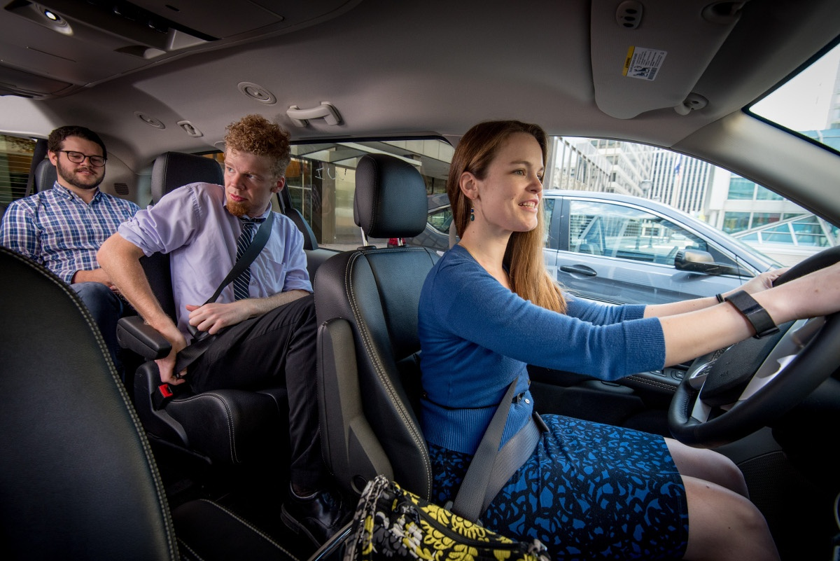 10 Reasons to Try a Vanpool