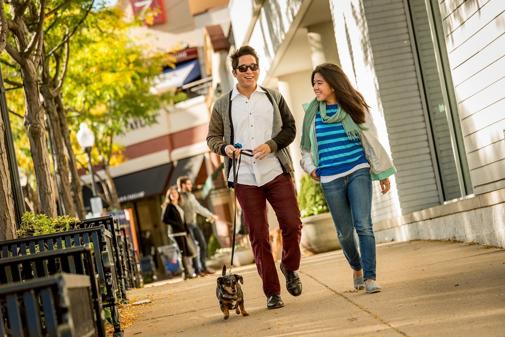 Leading the Way Toward a Walkable Future