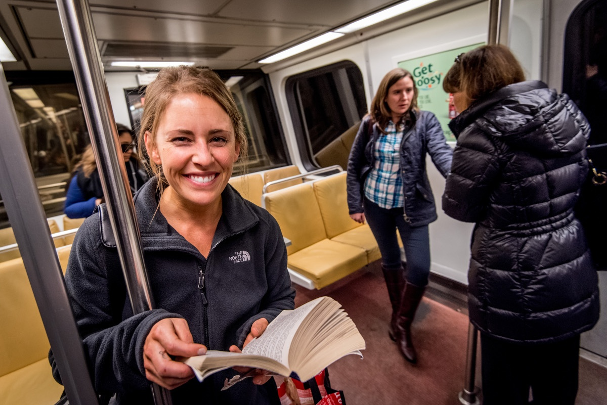 Top 5 Commute Reads of 2016