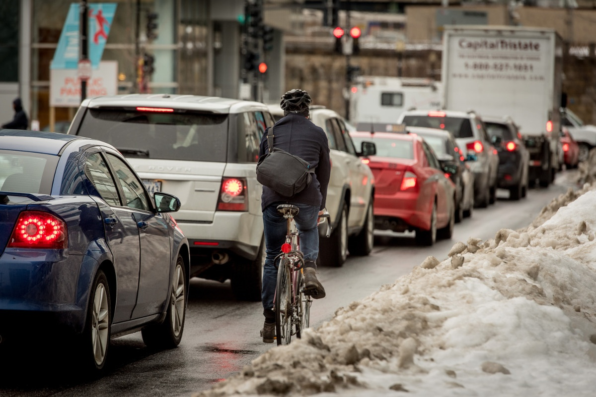 Planning for Potential Winter Commuting Hazards