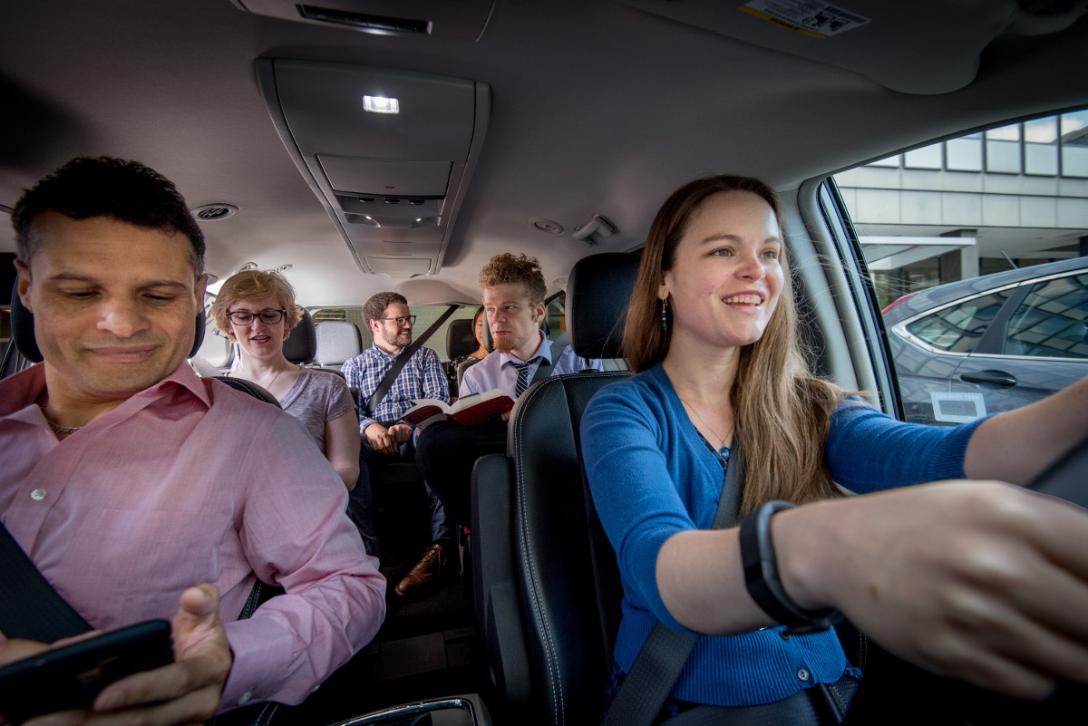6 Ways Vanpools Are More Tempting Than Eggnog