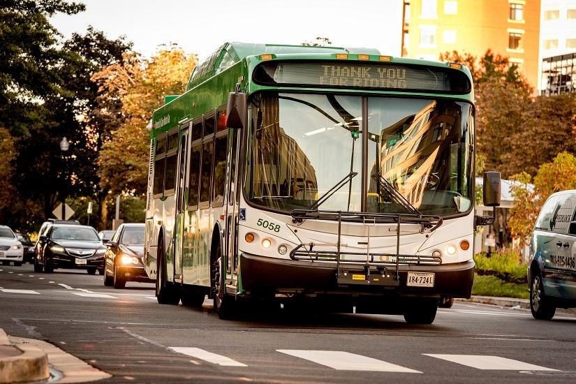 ART Bus Series: ART 42 (Ballston - Pentagon)