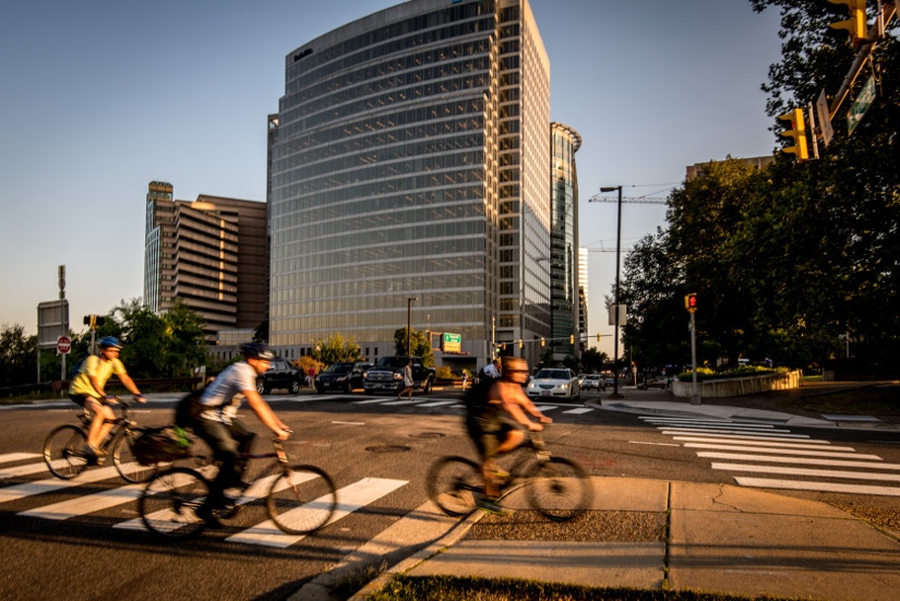 5 Bike Friendly Buildings in Arlington County