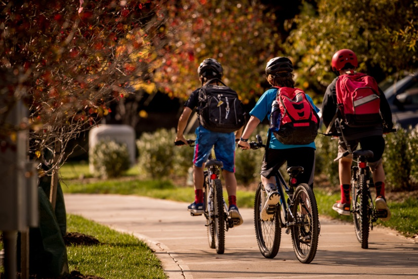 Ashlawn Elementary is Arlington's First Bicycle Friendly School