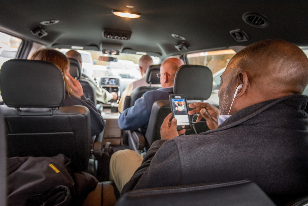 How Joe Saved Money by Switching to Vanpool