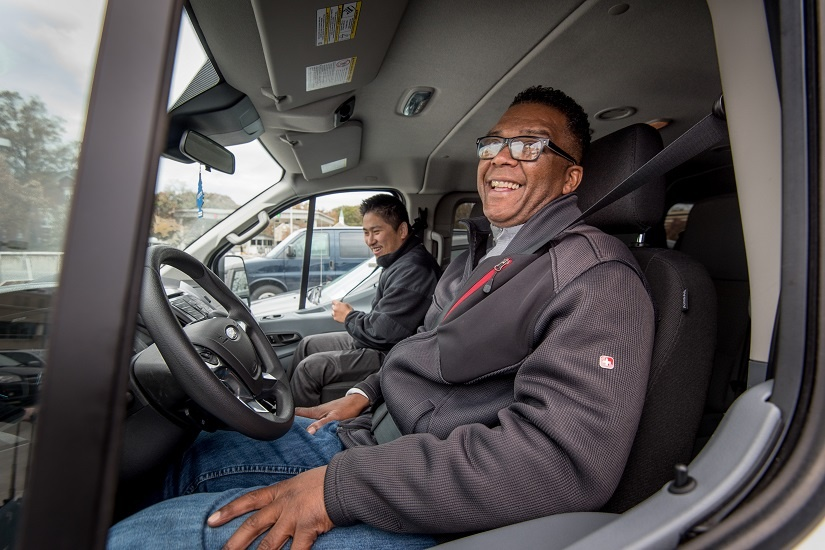 Tired of a Long Commute? Vanpool with Your Coworkers