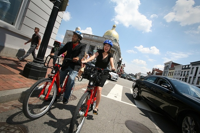 Comment on the Capital Bikeshare Expansion