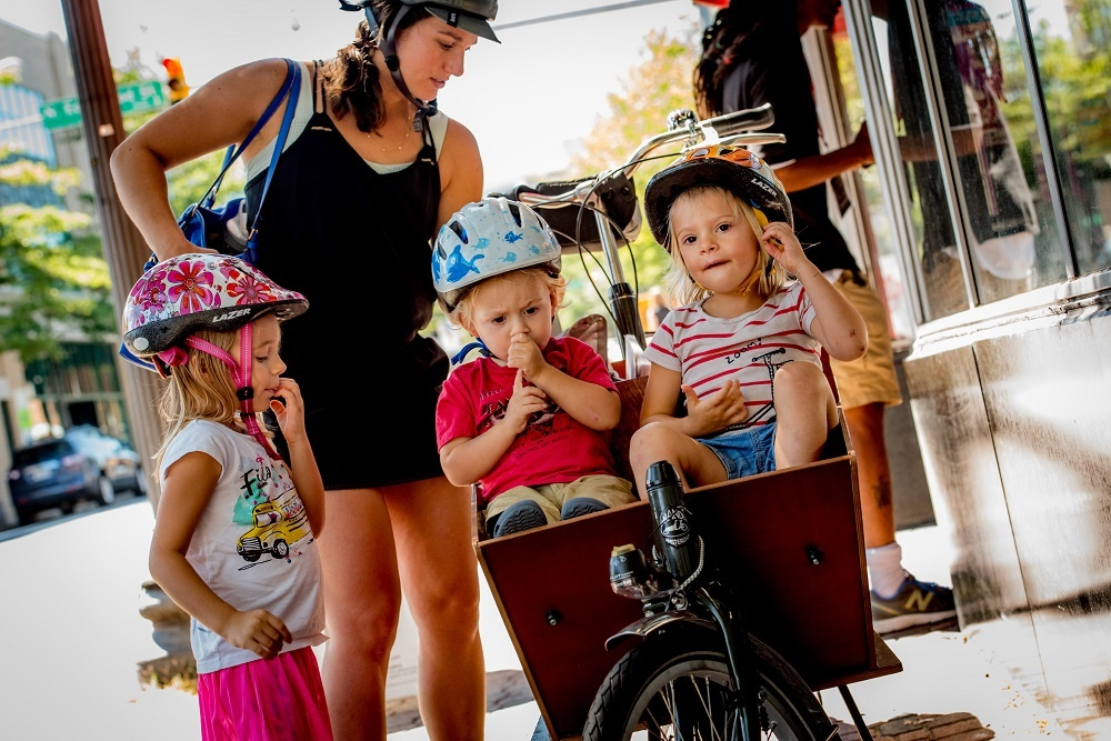 Kids and Commuting: What Are The Options?