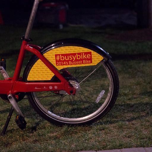 Busy Bike