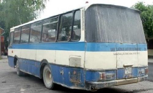 Bus perception