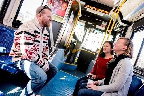 Bus reality