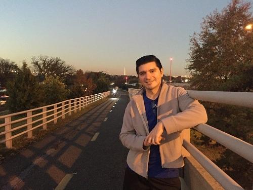 How I Commute: Eduardo