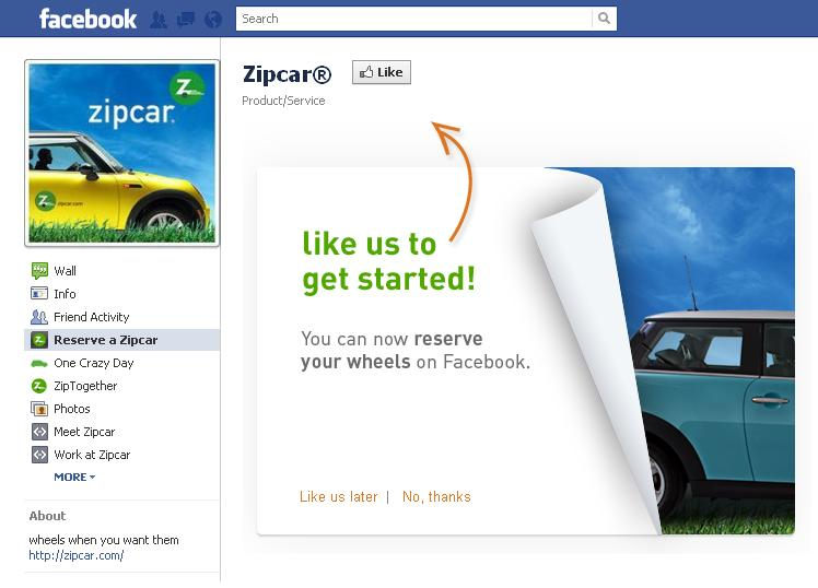 zipcare facebook page image