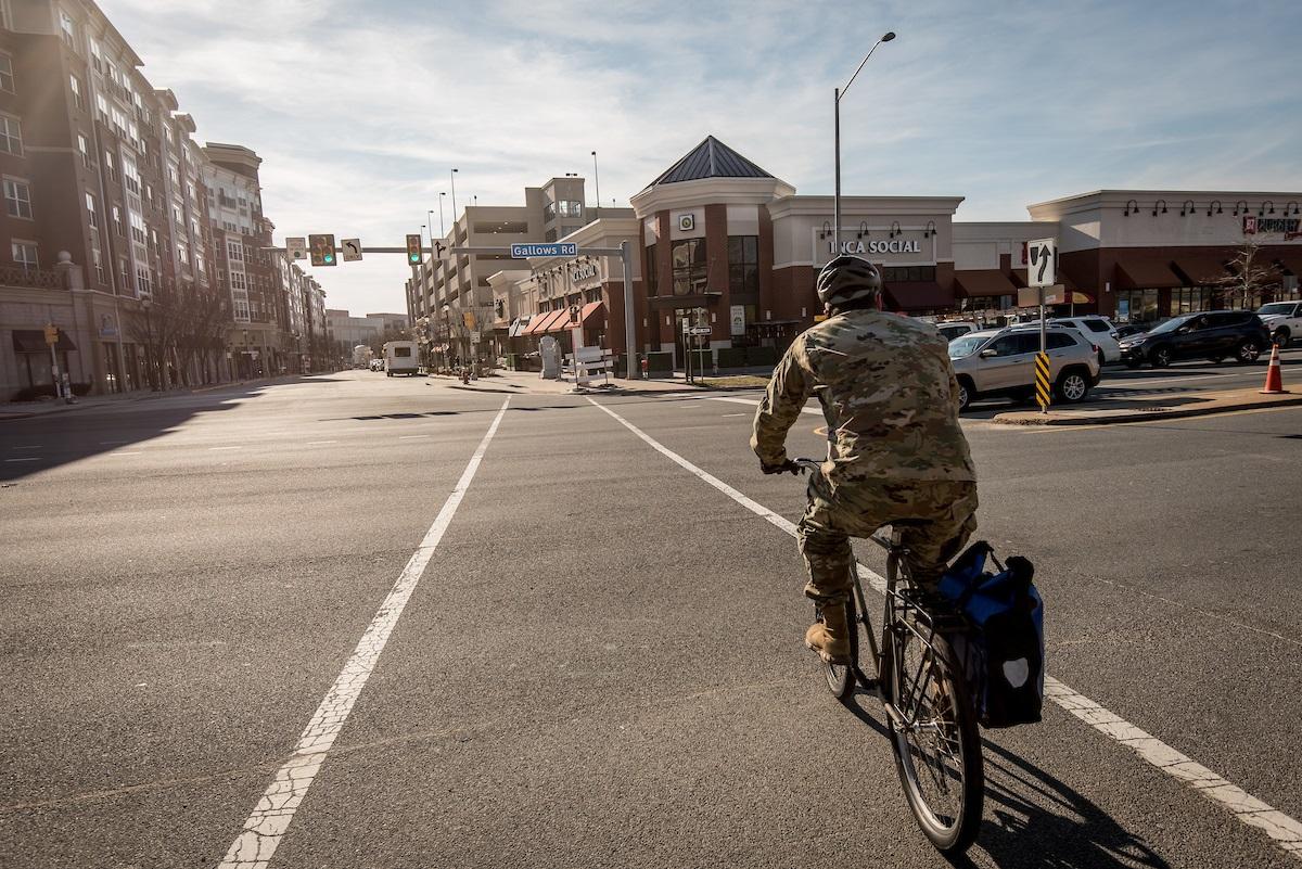 Celebrating Bike Month on I-66
