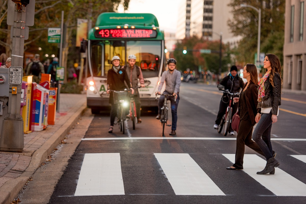 Behavior Changes and Commuting: Making It Easier